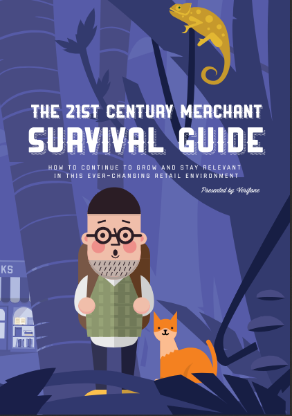 Merchant Survival Guide front cover EFTPOS NZ