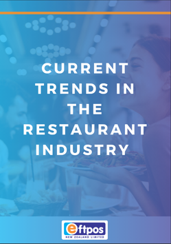 Restaurant trends front cover EFTPOS NZ